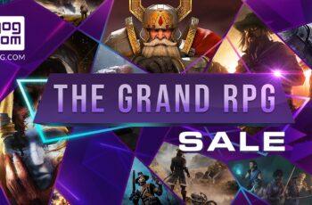 Разпродажба на RPG заглавия в GOG.COM