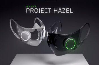 """Razer представиха """"най-умната предпазна маска"""" с RGB светлинки"""