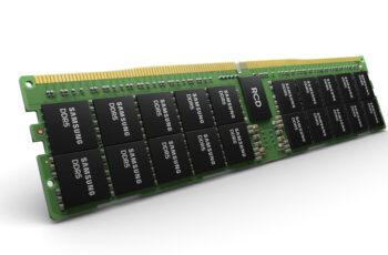 Samsung създадоха първия  512 GB DDR5 memory модул