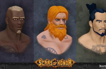 Scars of Honor ще бъде преведена на български