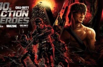 Джон Маклейн и Рамбо ще бъдат достъпни в Call Of Duty: Black Ops Cold War и Warzone