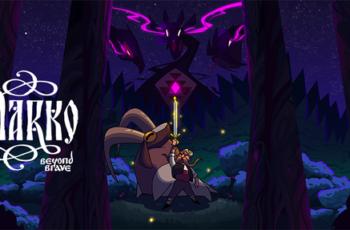 Marko: Beyond Brave или за най-новото бижу в Kickstarter от Studio Mechka