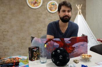 Dungeon Master BG: видео и ролева среща с DM Димитър Йорданов