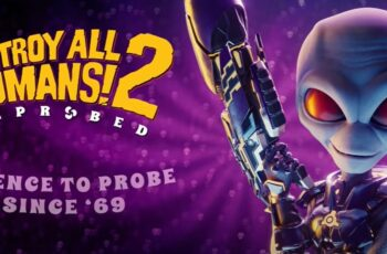 Обявиха римейк на Destroy All Humans! 2